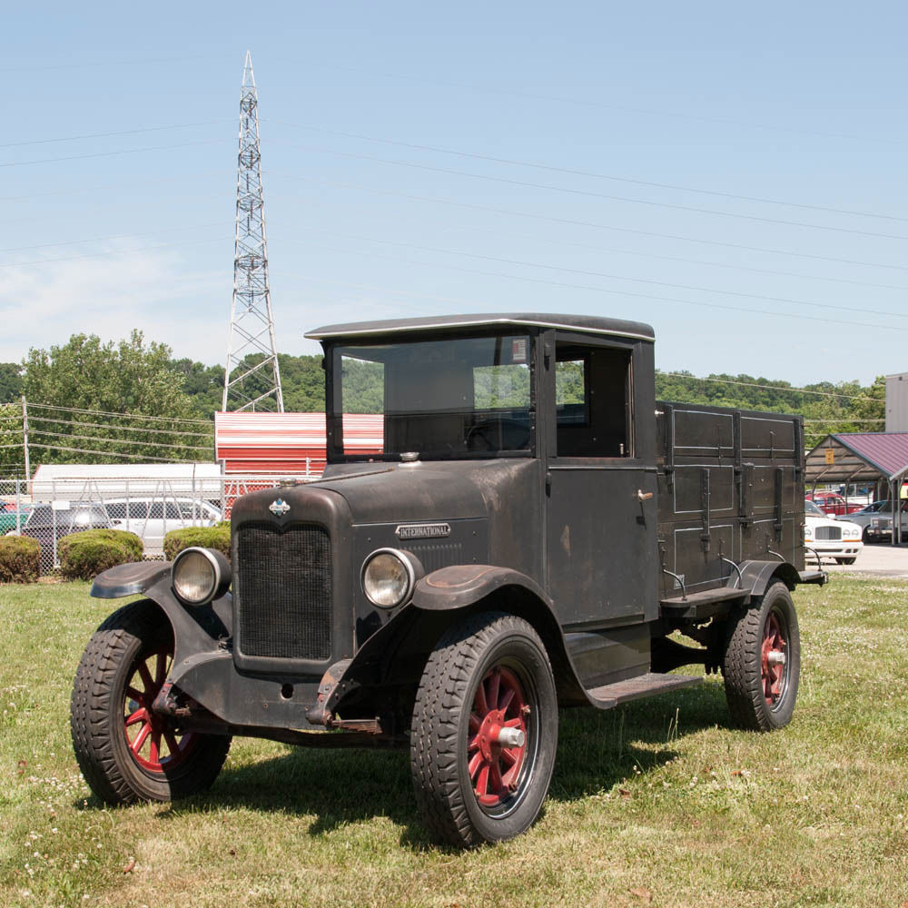 1923 international harvester model s pickup truck for sale. Black Bedroom Furniture Sets. Home Design Ideas