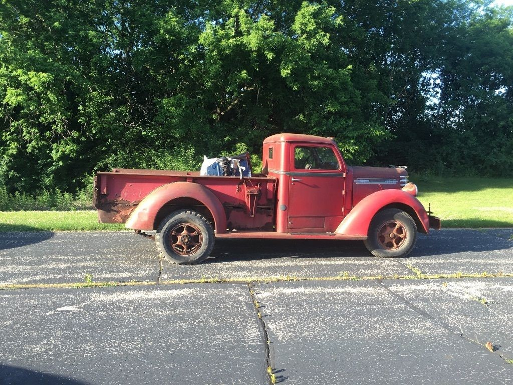 1949 Diamond T Model 201 pick up