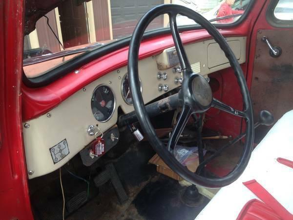 1953 International Harvester R-130 Vintage