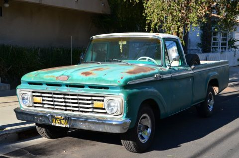 1963 Ford F-100 Standard Cab Pickup for sale