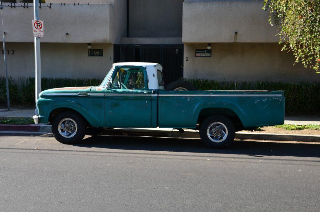 1963 Ford F-100 Standard Cab Pickup