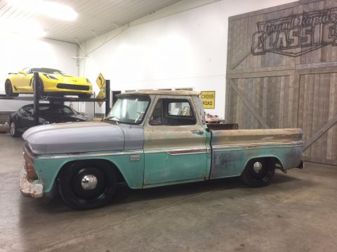 1966 Chevrolet C-10 Custom Ridetech AIR Ride for sale