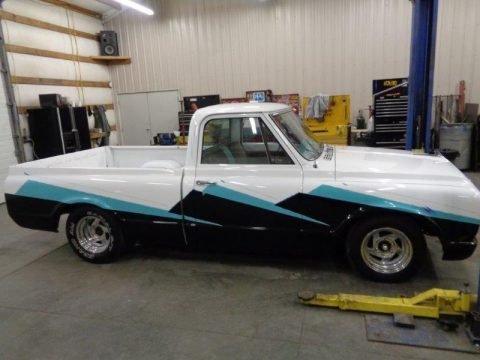 1967 Chevrolet C-10 Short Box Bed for sale