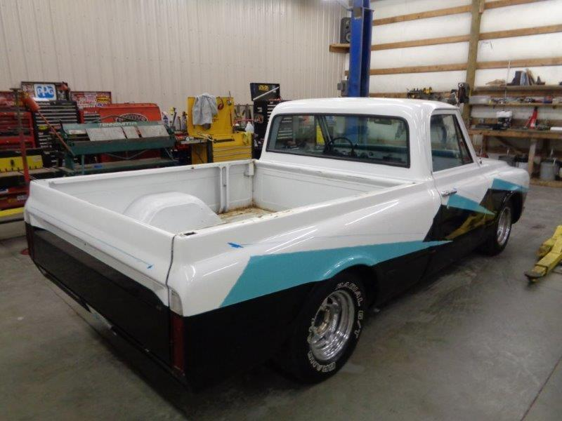 1967 Chevrolet C-10 Short Box Bed
