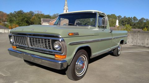 1970 Ford F-100 Sport Custom for sale