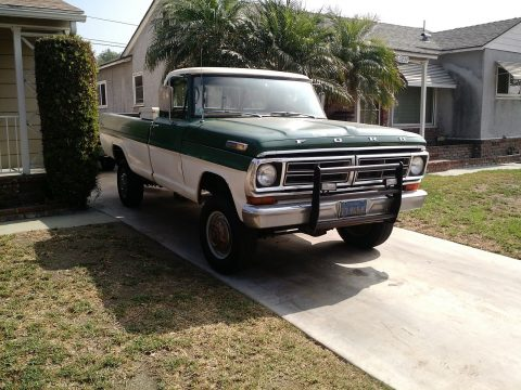 1970 Ford F-250 Custom for sale