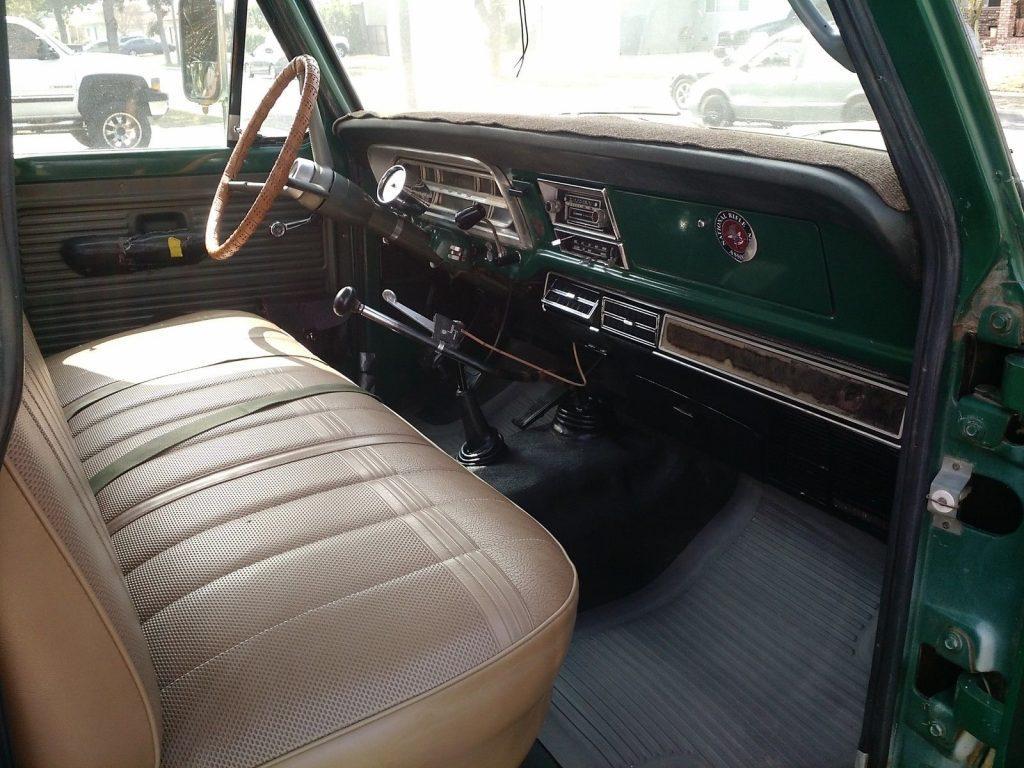 1970 Ford F-250 Custom