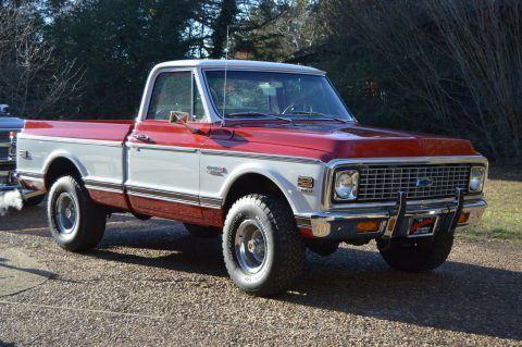1971 Chevrolet Cheyenne Super Short Bed for sale