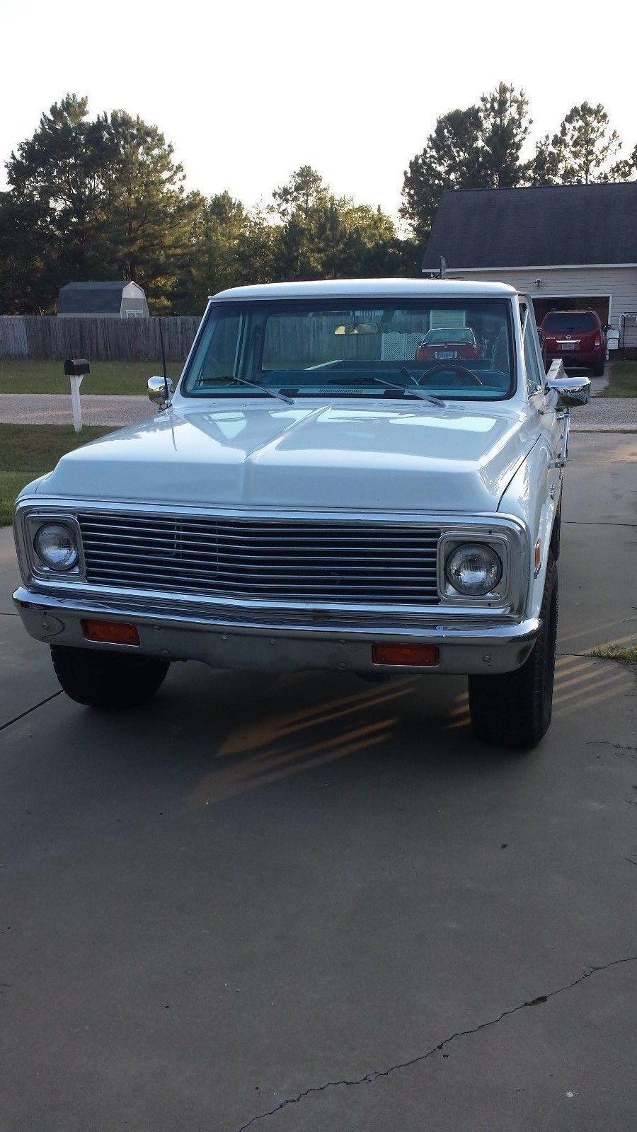 1971 Chevrolet K20 pickup truck for sale