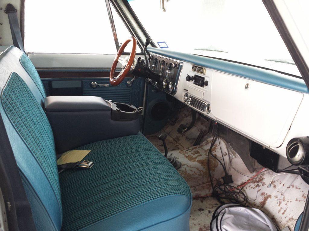 1971 Chevrolet K20 pickup truck
