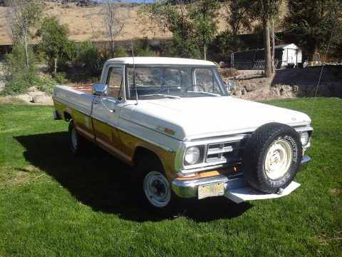 1971 Ford F-100 Custom Package for sale