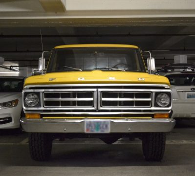1972 Ford F100 custom 4×4 for sale