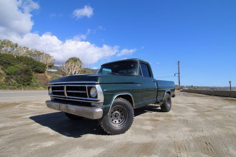 1972 Ford F100 short bed custom for sale