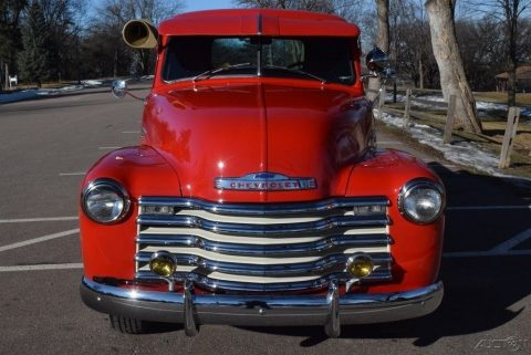 1949 Chevrolet 3100 Pickup with vintage accessories for sale