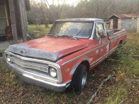 1968 Chevrolet C 10 in fair condition for sale