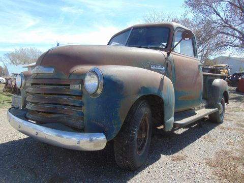 Southern survivor 1949 Chevrolet C/K Pickup 3500 farm pick up for sale