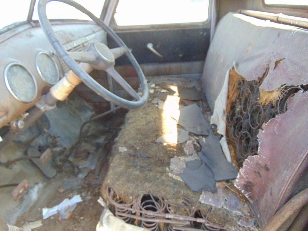 Southern survivor 1949 Chevrolet C/K Pickup 3500 farm pick up