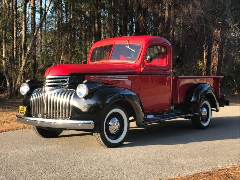 Super clean 1941 Chevrolet Pickup, nicely resotred for sale