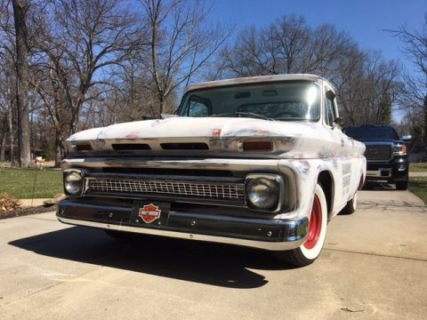 Super clean southern 1964 Chevrolet C 10 with solid body for sale