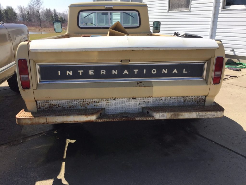 1975 International Harvester