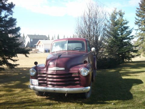 Original condition 1948 Chevrolet Pickup Thriftmaster truck for sale