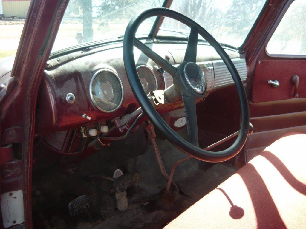 Original condition 1948 Chevrolet Pickup Thriftmaster truck