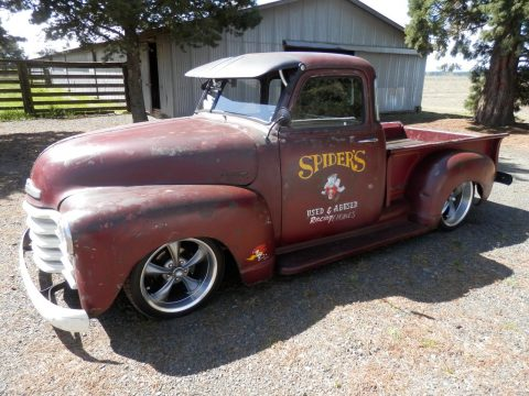 Patina 1948 Chevrolet C 10 3100 vintage truck for sale