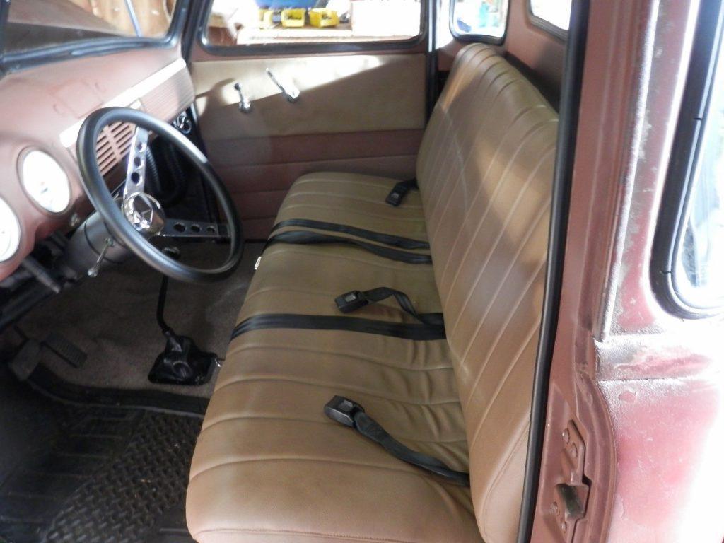 Patina 1948 Chevrolet C 10 3100 vintage truck