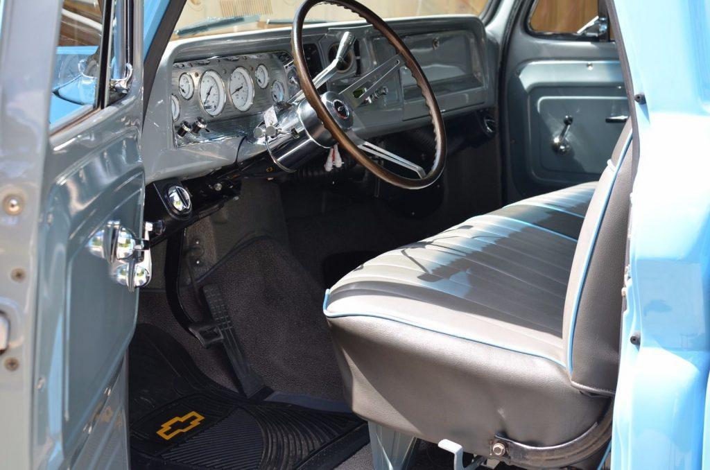 Restored 1966 Chevrolet C 10 Short Wheel Base / Fleet side vintage