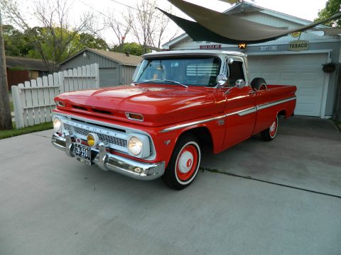 Restored 1966 Chevrolet C 10 standard vintage truck for sale