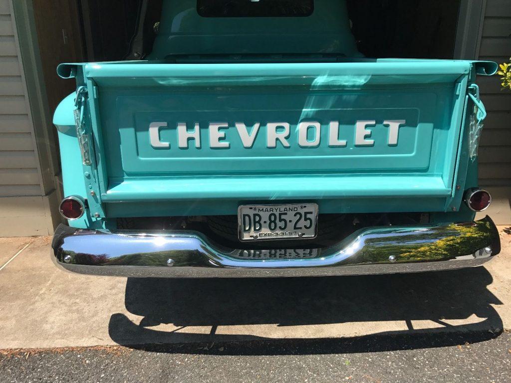 1957 Chevrolet Pickups 3100 Short bed vintage truck