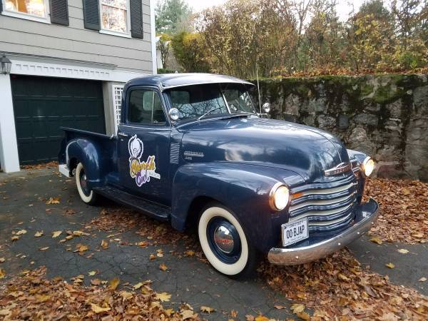 Brewery truck 1951 Chevrolet Pickups vintage