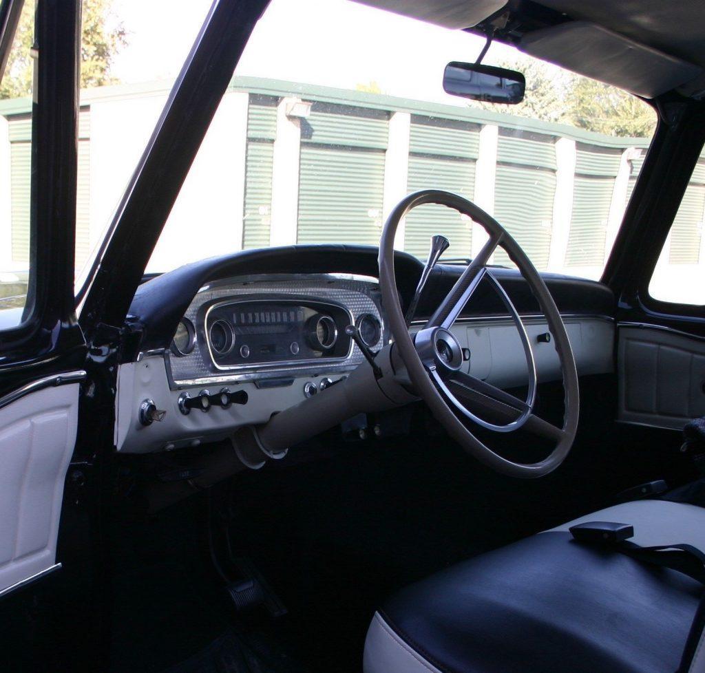 Frame off resto 1966 Ford F 250 Custom Cab vintage