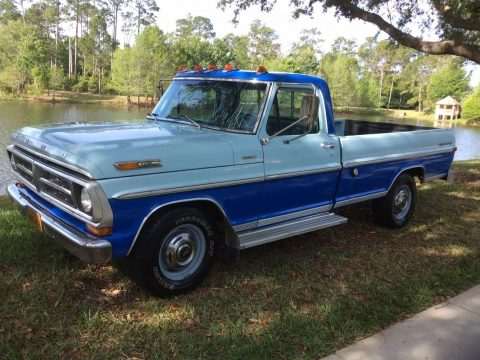 Great looking 1971 Ford F 250 Sport CUSTOM for sale