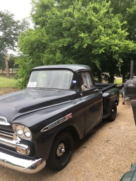 Needs to be finished 1959 Chevrolet C/K Pickup 1500 vintage for sale