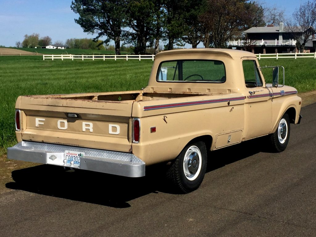 1964 Ford Truck Cab Repair Today Manual Guide Trends Sample F 250 4x4 Original Clean Custom Vintage For Sale 1979 Twin Pickup Trucks