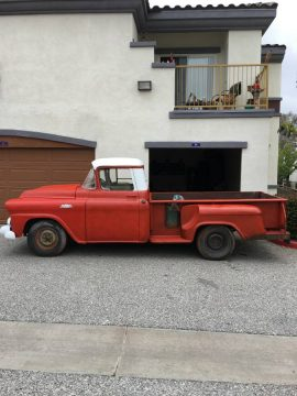 Original unrestored 1959 GMC 1/2 ton vintage for sale