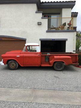 Original unrestored 1959 GMC 1/2 ton vintage for sale