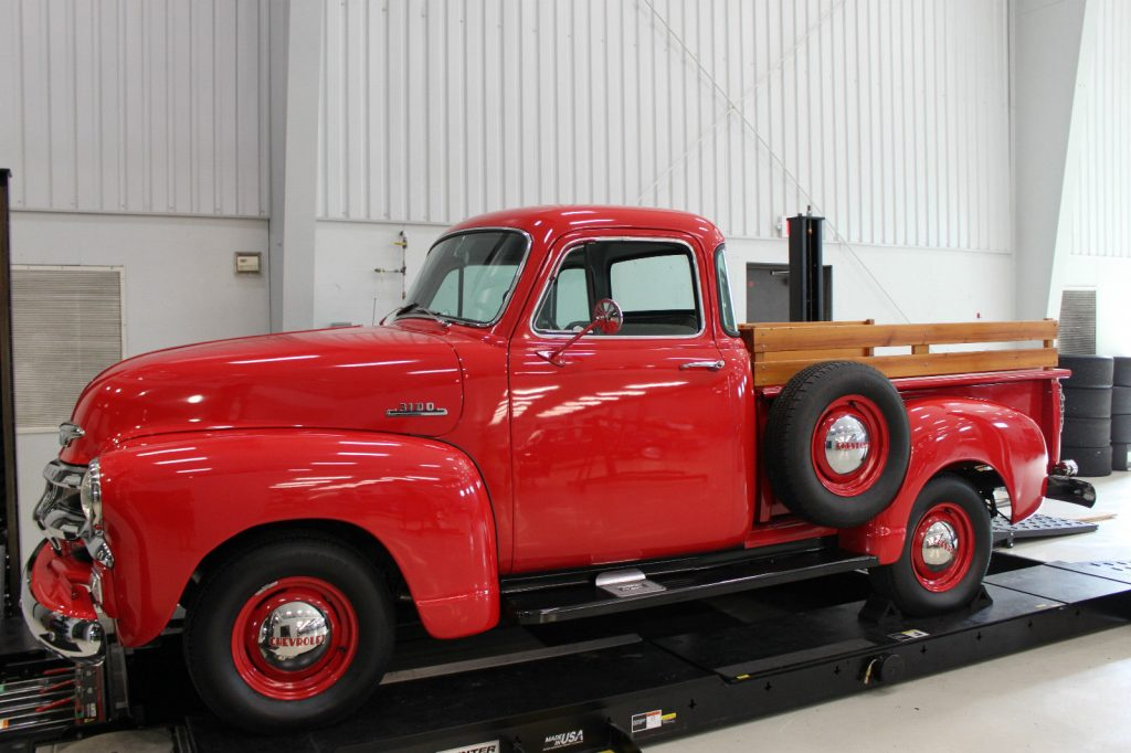 Restored 1954 Chevrolet Pickups 3100 vintage truck