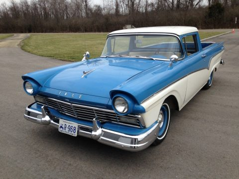 Extra parts 1957 Ford Ranchero vintage for sale