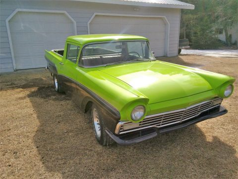 Farm find 1957 Ford Ranchero vintage for sale