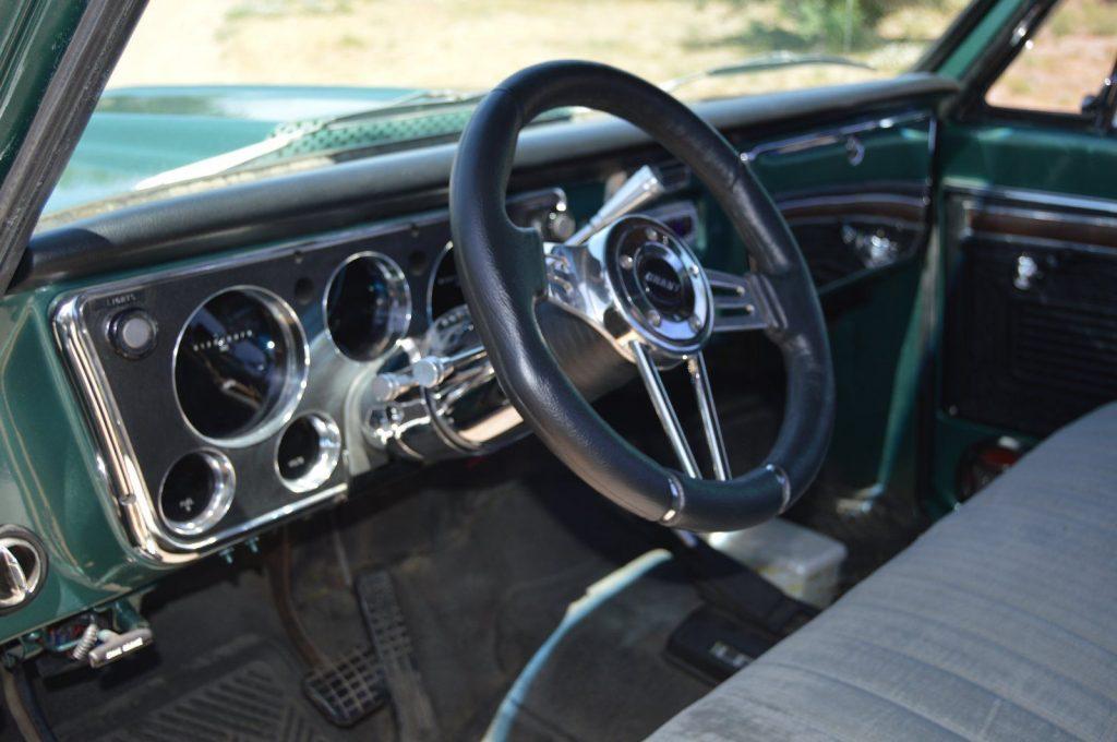 Fully restored 1970 Chevrolet C 10 Custom vintage