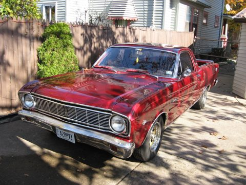 Garage stored 1966 Ford Ranchero vintage for sale