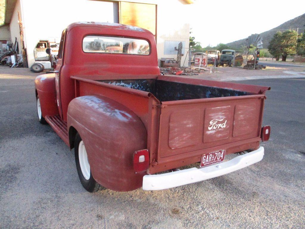 Nice Patina Ford Pickups Vintage For Sale X