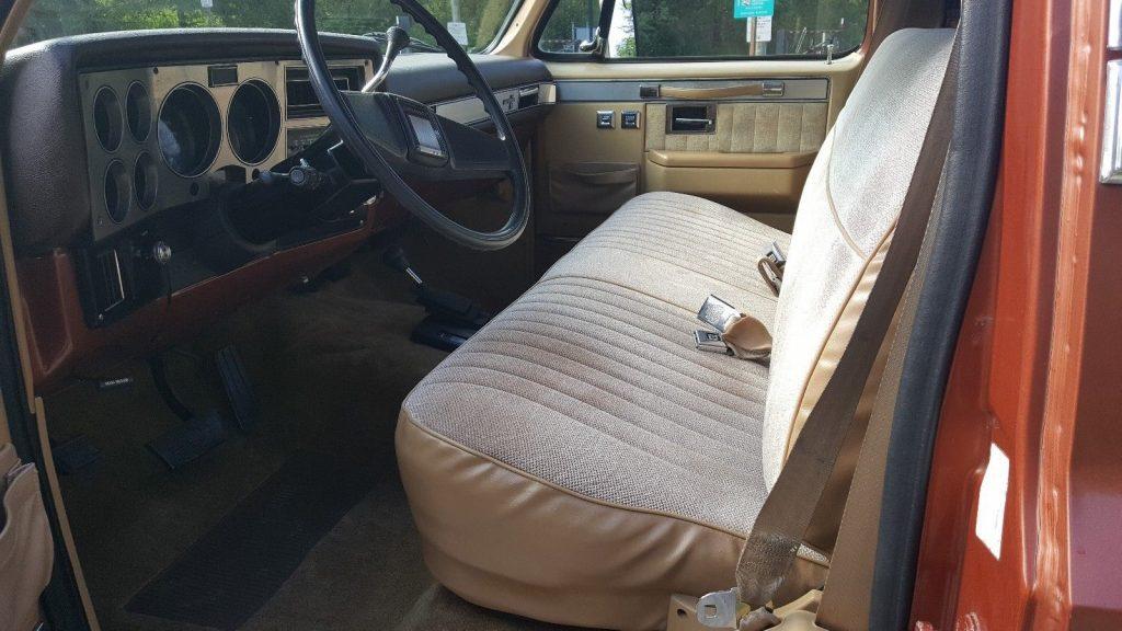 No rust 1986 Chevrolet C/K Pickup 2500 Silverado vintage