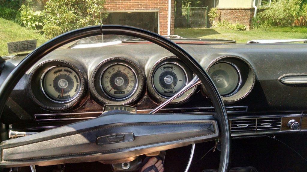 Rare and restored 1969 Ford Ranchero gt 500