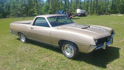 Rebuilt engine 1971 Ford Ranchero vintage for sale