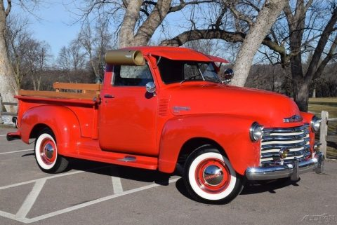 Restored 1949 Chevrolet C 10 3100 vintage for sale