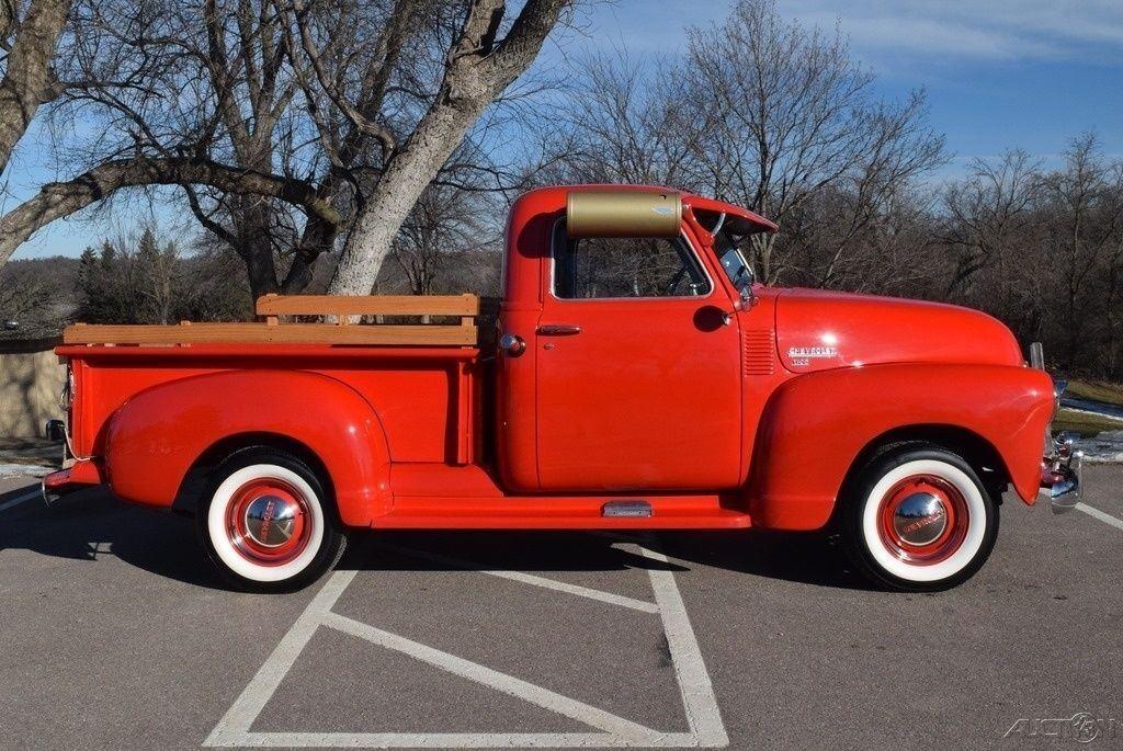 Restored 1949 Chevrolet C 10 3100 vintage
