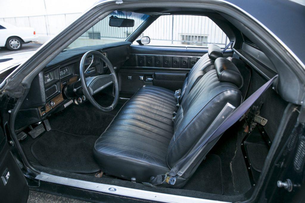 Restored classic 1977 GMC Sprint vintage
